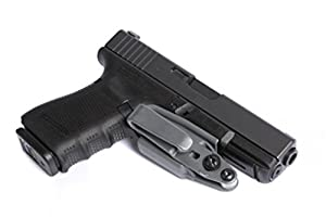 RCS Raven Concealment Systems Glock Vanguard 2 VG2 Overhook IWB Tuckable Trigger Guard Holster - Wolf Grey