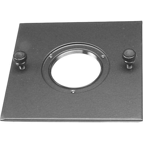 Beseler 39mm Lensboard with Mounted Flange for 23C, 4x5& 8x10 Series Enlargers by Beseler (Image #1)