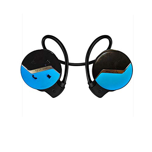 I-Kool Sport-101 Bluetooth Headphones Bluetooth Headsets Compact Wireless Sport Headphone for Running Compatible with iPhone, iPad, Samsung, Other Bluetooth Devices