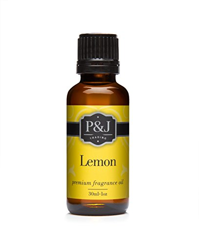 Lemon Fragrance Oil Premium Scented product image