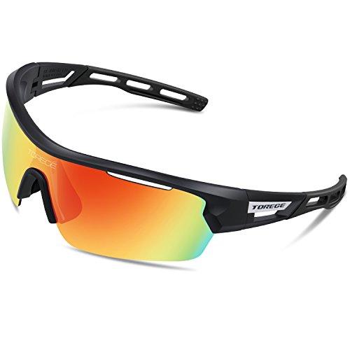 Polarized Sunglasses Interchangeable Baseball EMS TR90