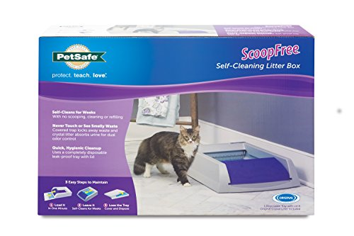 ScoopFree Self Cleaning Litter Box