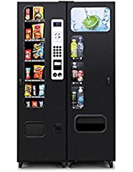 Selectivend 20 Drink Snack Combo Vending Machine