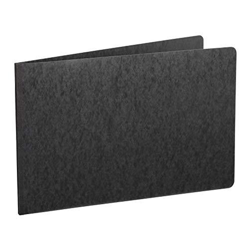 Oxford Pressboard Report Cover w/Prong Clip,Black, 11x17, 1 per box (13206)