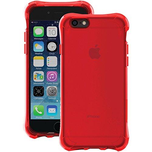 Ballistic iPhone 6 Jewel Case - Retail Packaging - Ruby Red (Super Slim Jewel Case)