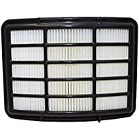 HEPA Filter fits Shark NV350 XHF350 Navigator Lift-Away NV351, NV352, NV355, NV356, NV356E, NV357 by LifeSupplyUSA