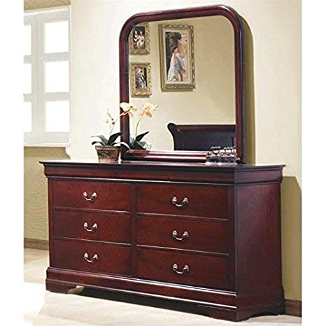 Amazon.com: Coaster Home Muebles Dresser de transición ...
