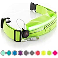 Sport2People Running Belt USA Patented - Hands-Free...