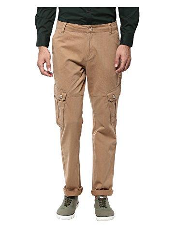 Yepme - Nelson Cargo Pantalon - Moutarde