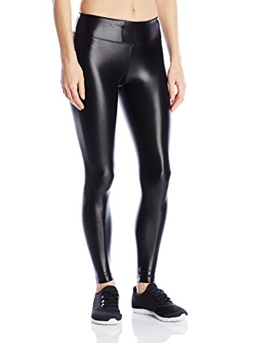 Koral Women's Lustrous Legging, Black, -