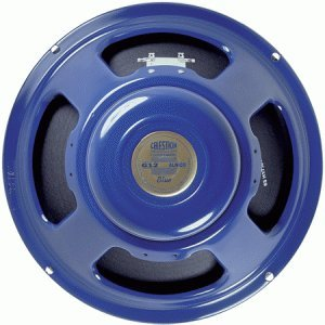 Celestion Blue Guitar Speaker, 15 Ohm