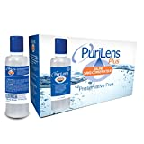 Purilens Plus Saline - Unisol 4 Replacement - 12 bottles x 4 oz