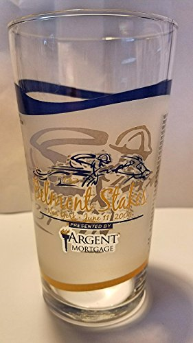 Belmont Stakes 137th Running 2005 Julep Glass (Glasses 137)
