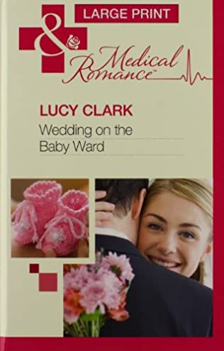 book cover of Wedding on the Baby Ward