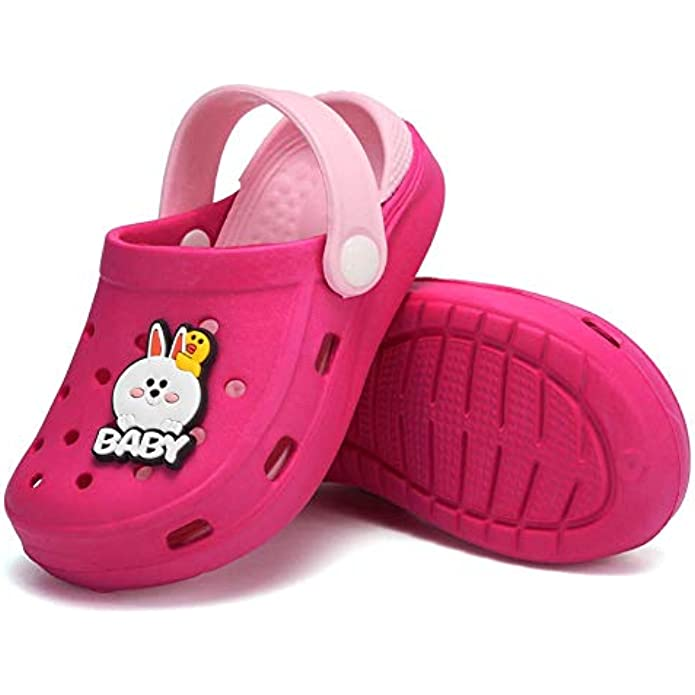 Toddler Clog Slippers Sandals  Slip On Shoes for Boys and Girls   Water Shoes Sneakers Clogs Slide Garden Shoes for Beach Pool Shower