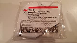 3m masker n95 9010 particulate respirator