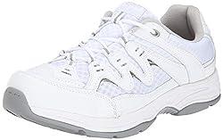 Propet Men's Nelson Athletic Walking Shoe, Black, 9 3E US