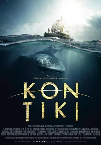 Kon-Tiki Poster ( 11 x 17 - 28cm x 44cm ) (Norwegian Style C) (2012) ()