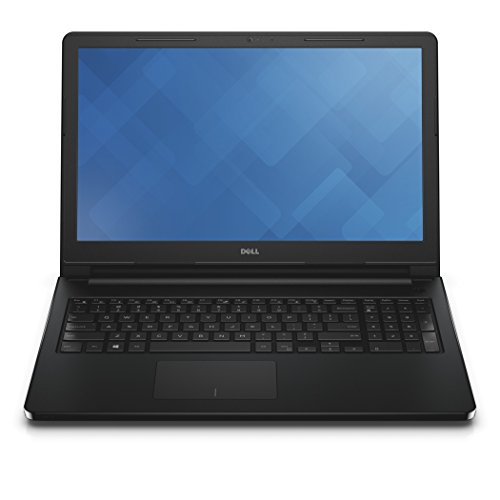 Dell Inspiron 15-3558 Laptop (15.6-inch HD LED-Backlit Display, Intel Core i3-5005U, 4GB RAM, 500GB HDD, DVDRW, Bluetooth, Windows 10 Home)