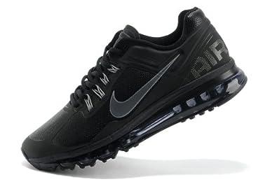 NIKE Men's Air Max 2014 Running Shoes, (41):