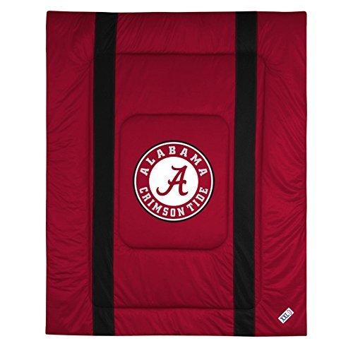 NCAA Alabama Crimson Tide Sideline Comforter Queen