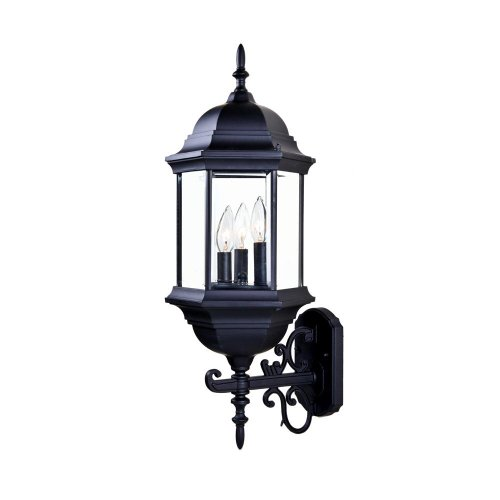Outdoor Lighting For Colonial Style Home in US - 7