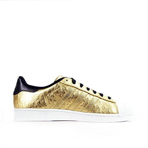 Adidas Superstar *RARE* - AQ4702 - Mettalic Gold Sneakers