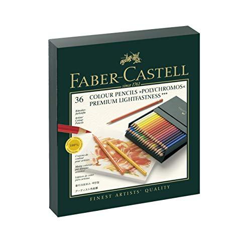Faber-Castell 110038 - Lápices, 36 unidades