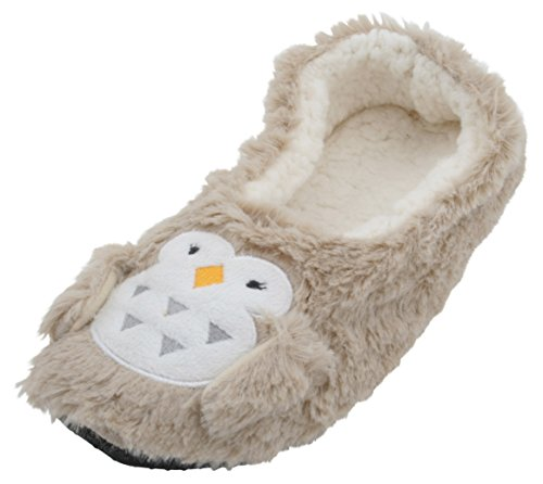 SlumberzzZ femme pour SlumberzzZ Chaussons Chaussons Beige 1r1f8