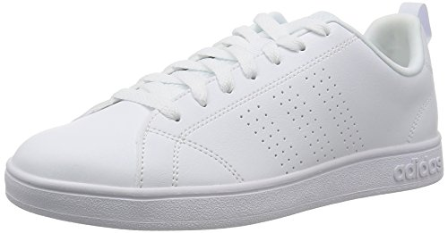 Adidas Multisport footwear Clean White Advantage Scarpe Bianco Uomo Vs footwear Indoor White HqH7FrX