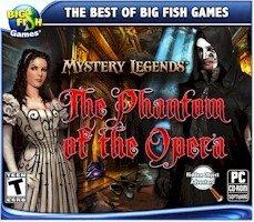 Big Fish MYSTERY LEGENDS: PHANTOM OF THE OPERA