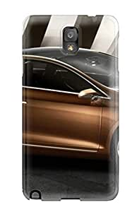 Premium Luxury Volvo Car And S43 Heavy-duty Protection Case For Galaxy Note 3
