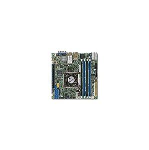 Supermicro X10SDV-4C+-TLN4F-O Intel Xeon D-1518/ DDR4/ SATA3&USB3.0/ V&4GbE/ Mini-ITX Motherboard & CPU Combo
