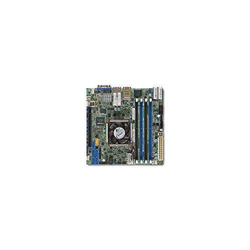 (Supermicro X10SDV-4C+-TLN4F-O Intel Xeon D-1518/ DDR4/ SATA3&USB3.0/ V&4GbE/ Mini-ITX Motherboard & CPU Combo)