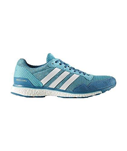 Adidas Prestaties Van Vrouwen Adizero Adios W Loopschoen Blauw / Wit