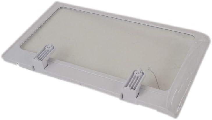 Samsung DA97-14318A Refrigerator Folding Shelf Genuine Original Equipment Manufacturer (OEM) Part