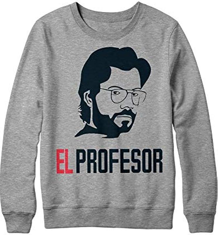 HYPSHRT męska bluza La Casa de Papel EL sell C001026: Odzież