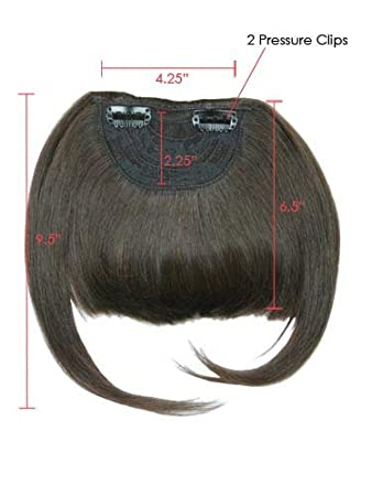Vogue Hair Clip In Pony Pony Clip Stumpf Geschnitten