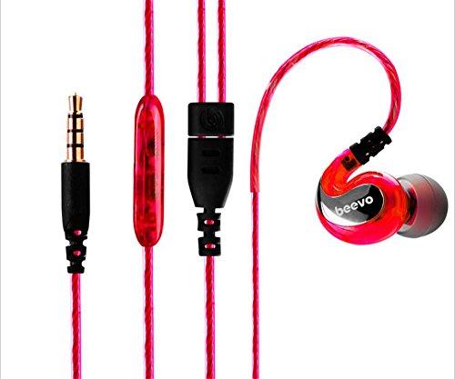 BearBizz Waterproof Sweatproof Headphones Earphones product image