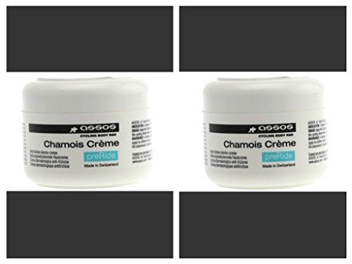 Assos Chamois - Assos Chamois Cream (4.73 oz.) Twin Pack ( 2 Jars)