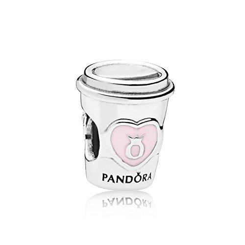 - PANDORA Drink To Go, Pink Enamel