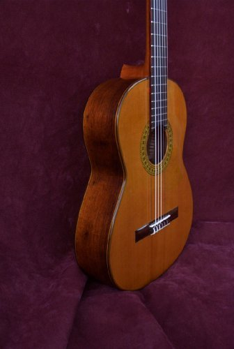 Francisco Navarro Classical Guitar - Navarro Classical Guitars