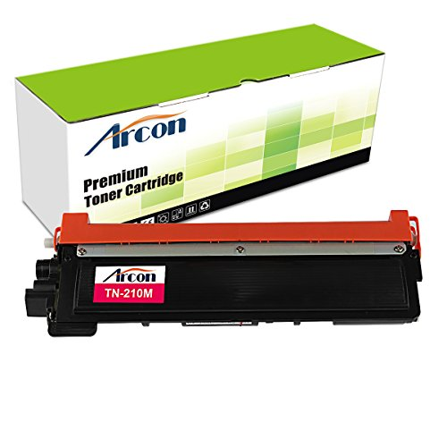 arcon-1pk-magenta-1400-pages-compatible-toner-cartridge-replacement-for-brother-tn210m-tn-210-tn210-