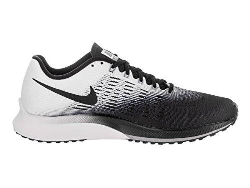 Nike Wmns Air Zoom Elite 9, Running Femme Multicolore (Noir/Gris Froid/Blanc)