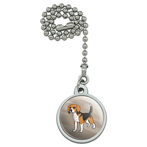 Beagle Pet Dog Ceiling Fan and Light Pull (Beagle Fan)
