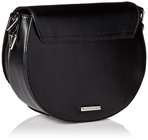 Minkoff Black Minkoff Astor Rebecca Rebecca Saddle Black Astor Saddle 6qxXvPw5wA