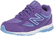 New Balance Kid's 888 V2 Lace-Up Running Shoe, Prism Purple, 8.5 W US Tod