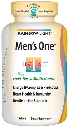 Rainbow Light Men's One Multi, 150-Count