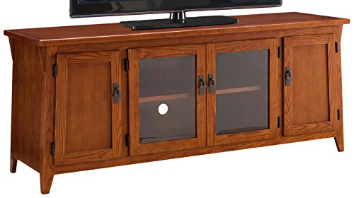 Leick 82560 Contemporary Canted Side Mission Oak 60