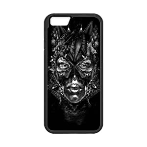 Catwoman TY8025492 Phone Back Case Customized Art Print Design Hard Shell Protection IPhone 6 Plus
